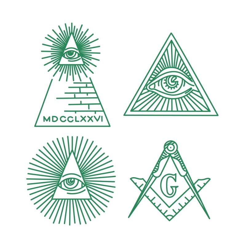 free mason symbols