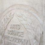 Fordham Seal Carving