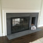 Flamed finish Absolute Black Granite