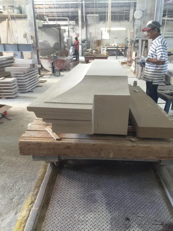 Indiana Limestone Project
