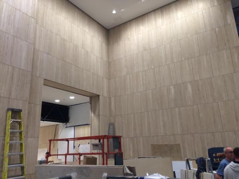 main lobby at 90 Park Avenue